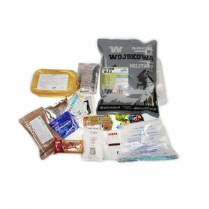 Arpol Vojenská potravinová dávka MRE WZ, set 2, 900g