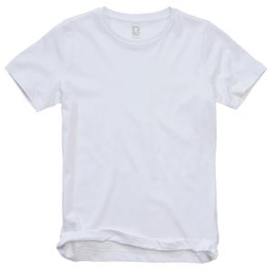 Brandit detské tričko s krátkym rukávom, biela