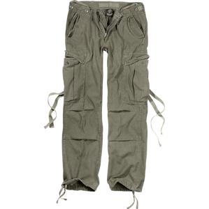 Brandit M-65 dámske nohavice, olivové