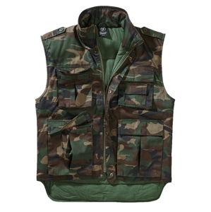 Brandit Zateplená Ranger vesta, woodland