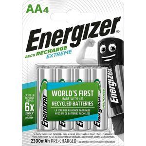 Energizer nabíjacia batéria HR6 Extreme AA 2300 FSB4, 4ks