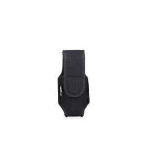 Falco IWB otvorené nylonové opaskové puzdro na zásobník G19 čierne pravé