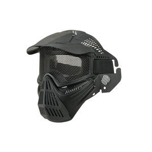 GFC Ultimate Tactical Guardian V1 airsoft maska, čierna