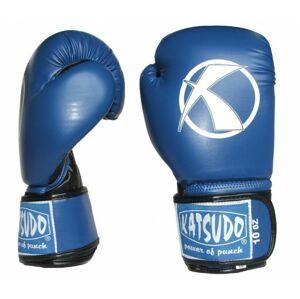 Katsudo box rukavice Punch, modré