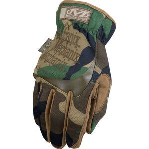 Mechanix FastFit rukavice antistatické woodland camo