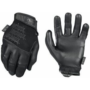 Mechanix Recon kožené rukavice, čierne