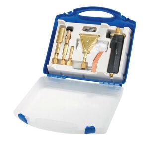 MEVA univerzálna spájkovacia a opaľovacia súprava v kufríku