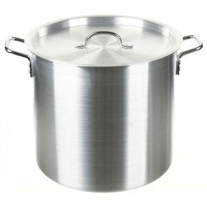 MFH hliníkový hrniec s pokrievkou, 30 litrov