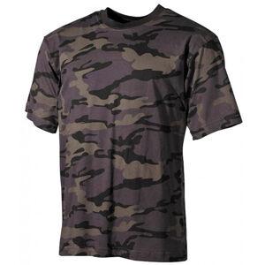 MFH maskáčové tričko vzor combat camo, 170g/m2