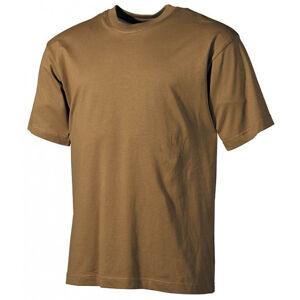 MFH maskáčové tričko vzor coyote, 160g/m2