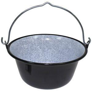 MFH smaltovaný kotlík na guláš, 6 litrov