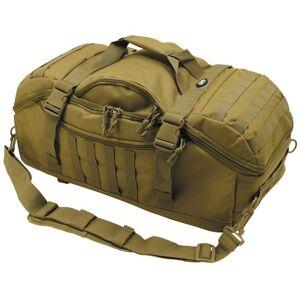MFH Travel cestovná taška, coyote 48l