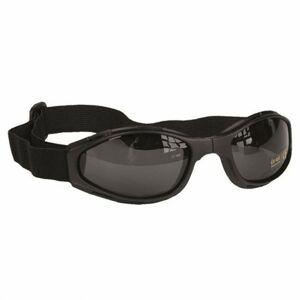 Mil-Tec Faltbar skladacie športové okuliare, čierne