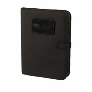 Mil-Tec malý taktický zápisník, čierny