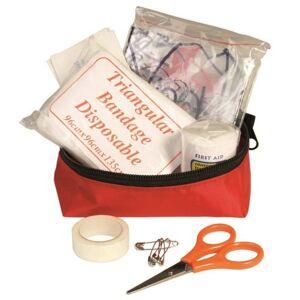 Mil-Tec mini lekárnička prvej pomoci, červená