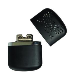 Mil-tec ohrievač benzínový do vrecka, čierny