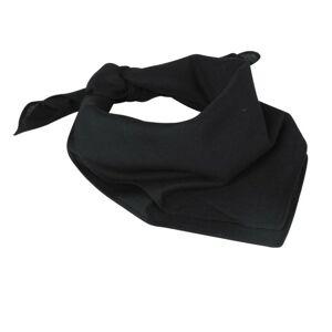 Mil-tec šatka bandana, čierna