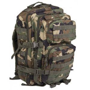 Mil-Tec US assault Large ruksak Woodland, 36L