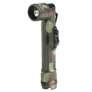 Mil-tec US LED svietidlo large 21cm, flecktarn