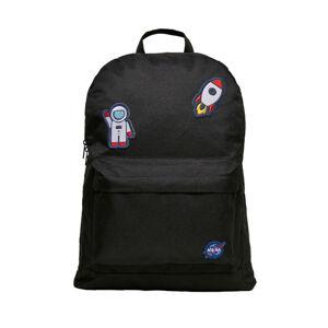 NASA astronaut rocket batoh, čierny 20l
