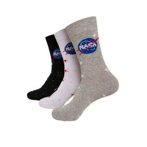 NASA pánske ponožky Insignia 3 páry