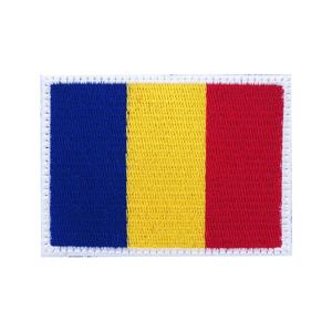 Nášivka Rumunsko, 7x5cm