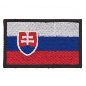 Nášivka Slovenská vlajka, 8x5cm
