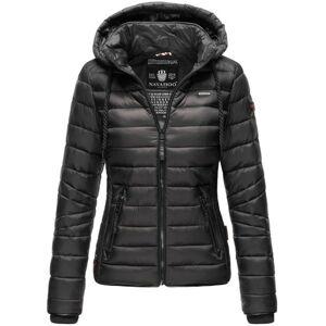 Navahoo Lulana dámska prechodná bunda s kapucňou, čierna