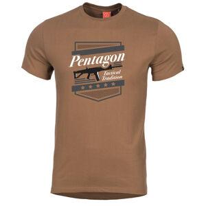 Pentagon A.C.R. tričko, coyote