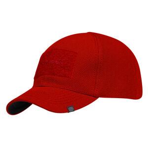 Pentagon Nest Baseball šiltovka, červená