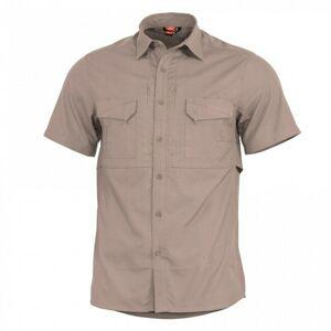 Pentagon Plato košeľa s krátkym rukávom, khaki