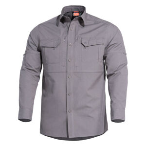 Pentagon Plato košeľa, sivá