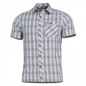 Pentagon Scout košeľa s krátkym rukávom, sivá
