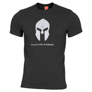 Pentagon Spartan Helmet tričko, čierne