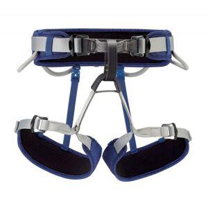 Petzl CORAX 1 sedací úväzok modrý