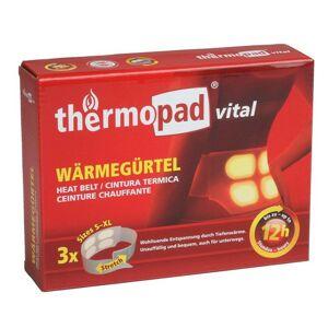 Thermopad - ohrievací ľadvinový pás 1 ks