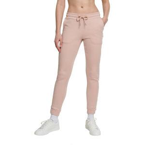 Urban Classics Dámske Ladies Sweatpants tepláky, ružové