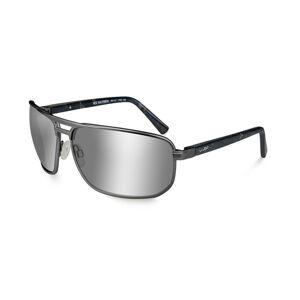 Wiley X Hayden polarizačné okuliare silver flash smoke mirror