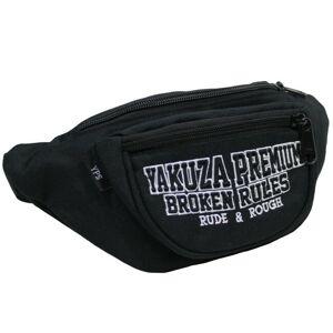 Yakuza Premium Broken Rules ľadvinka 3170, čierna